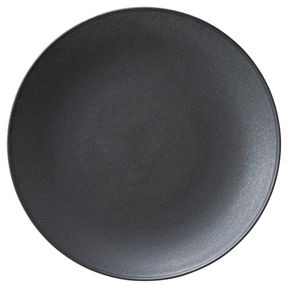 FINO ブラック 26cmプレート 画像