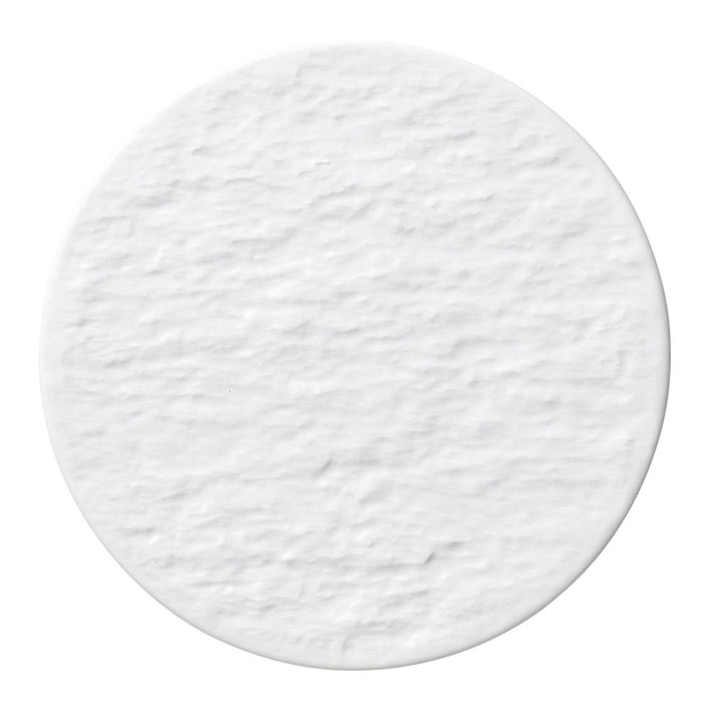ペトラ ホワイト 平皿 25cm