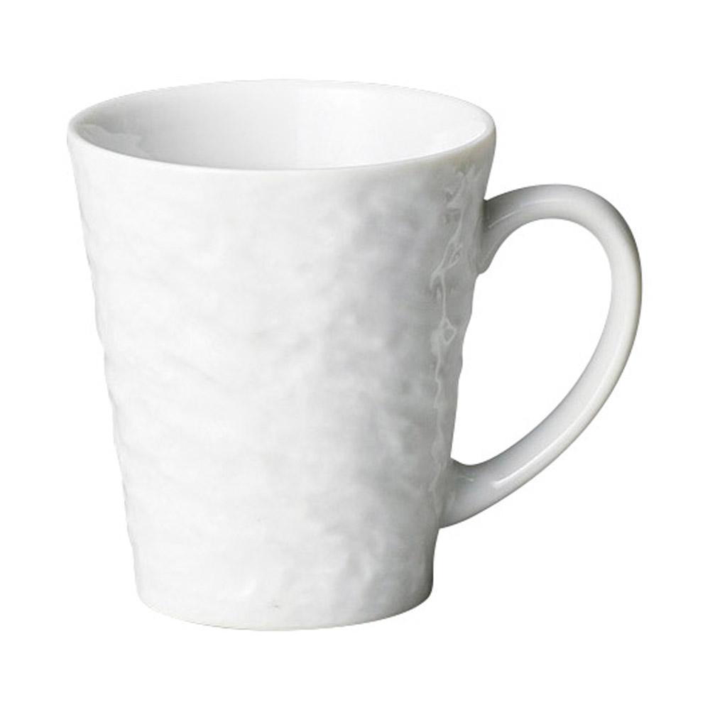 ペトラ ホワイト マグカップ