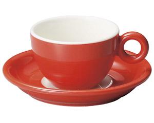 ブリオ コーヒーカップ のみ レッド