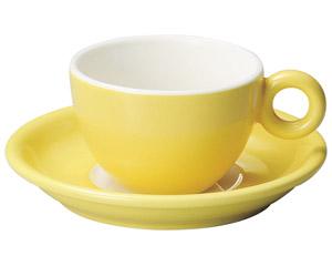 ブリオ コーヒーカップのみ  イエロー