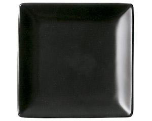 スタイル 黒13cm角皿