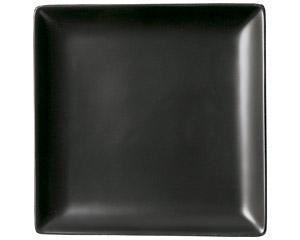 スタイル 黒22cm角皿