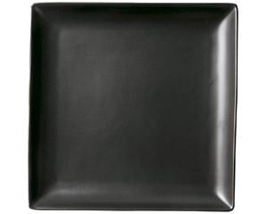 スタイル 黒27cm角皿