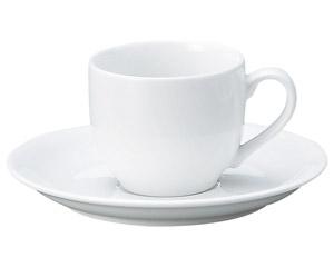 ダイヤセラム(強化)デミタスカップと受皿