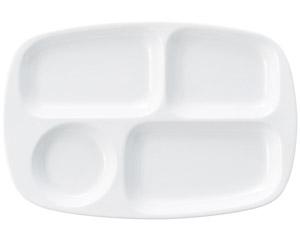 ダイヤセラム(強化) ランチ皿(大)