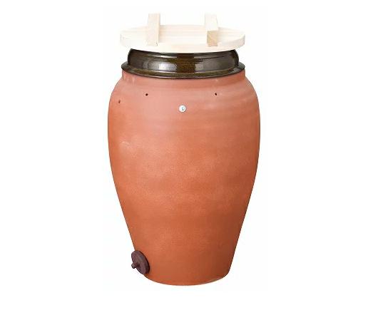 焼芋壺(信楽焼)【11月20日頃まで在庫切れのため予約販売になります】 画像