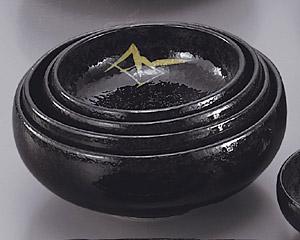 黒藍染笹丼6.8サラダボール