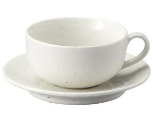 粉引黒い斑点 スープカップのみ
