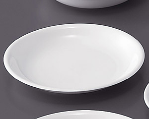 CTRホワイト8寸大皿