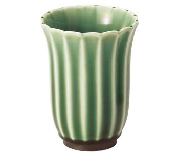 かすみ 緑 フリーカップ