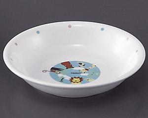 ハロー(高強度磁器)小皿