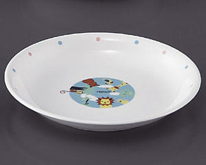 ハロー(高強度磁器)7寸中皿