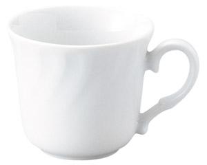 K/W ホワイト コーヒーカップのみ