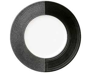 ジュピター 24cmミート皿(リムライン)