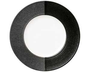ジュピター 27cmディナー皿(リムライン)