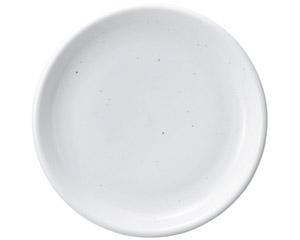 ミルキーウェイ(黒い点々あり) 26cmディナー皿