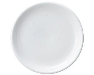ミルキーウェイ(黒い点々あり) 23cmミート皿