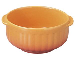 コローレ 丸グラタン(S) オレンジ