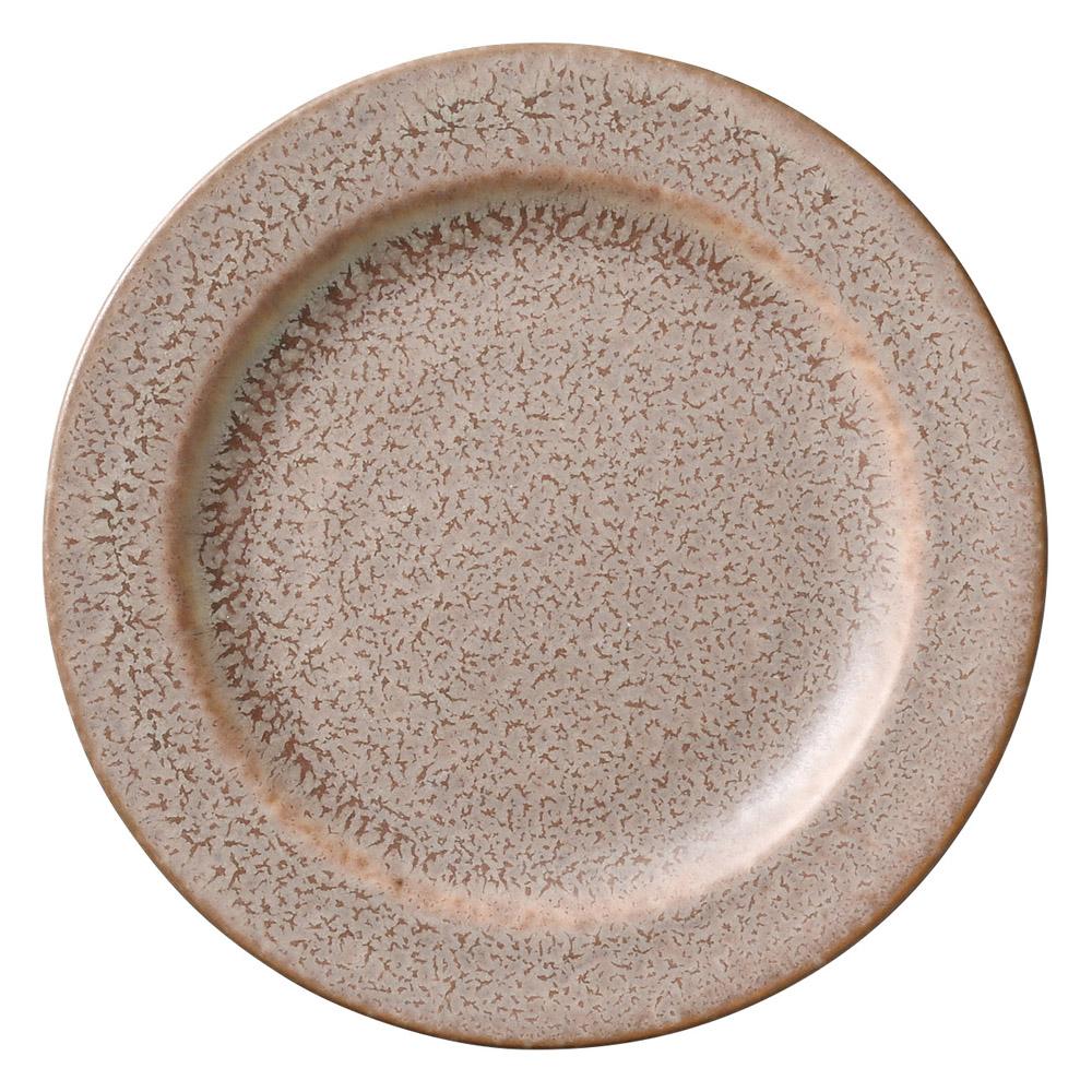 グレージュ 丸取皿