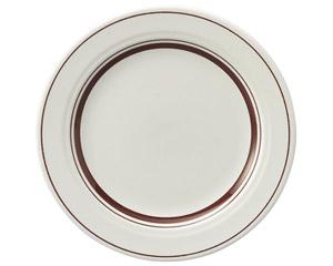 カントリーサイド ダークブラウン 16cmパン皿