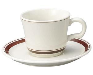 カントリーサイド ダークブラウン コーヒーカップ