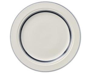 カントリーサイド ネイビーブルー 27cmディナー皿