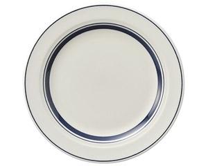 カントリーサイド ネイビーブルー 17.5cmケーキ皿