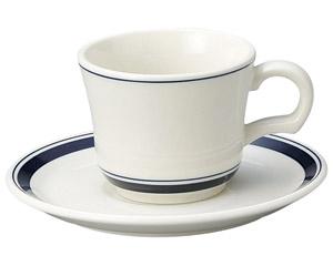 カントリーサイド ネイビーブルー コーヒーカップ