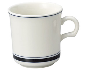 カントリーサイド ネイビーブルー マグカップ