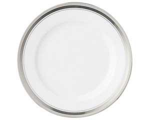 シルバーリッチ 6.5吋パン皿