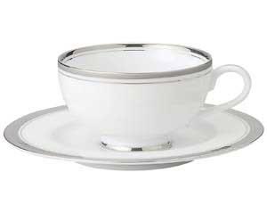 シルバーリッチ 紅茶受皿のみ