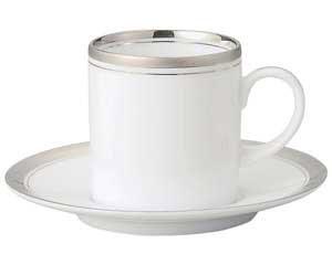 シルバーリッチ 切立コーヒー受皿のみ
