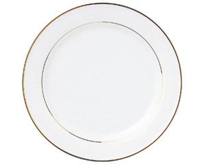 リアルゴールド 10吋ディナー皿