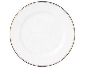 親子金線 玉10吋ディナー皿