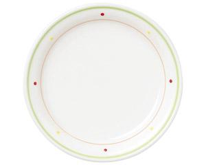 プラハ 丸型71/2吋ケーキ皿