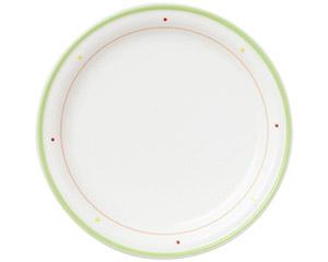プラハ 丸型12吋チョップ皿