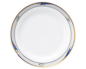 ブルーウェーブ 6.5吋パン皿