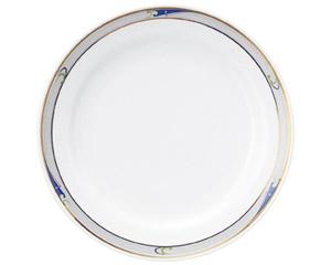ブルーウェーブ 7.5吋ケーキ皿