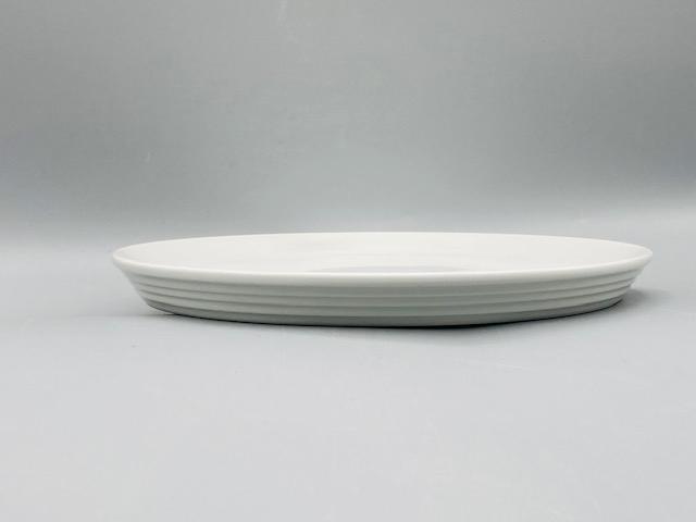 プラット ホワイト 25cm皿 サムネイル2