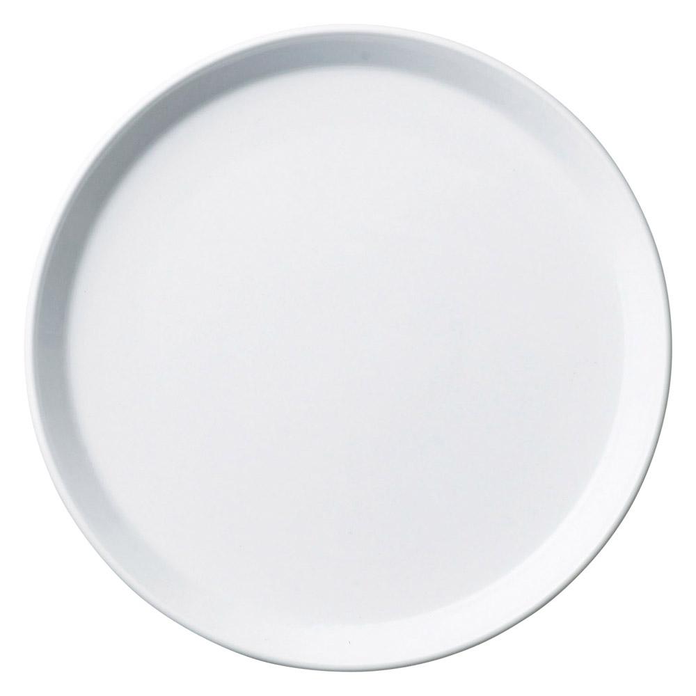 プラット ホワイト 19cm皿