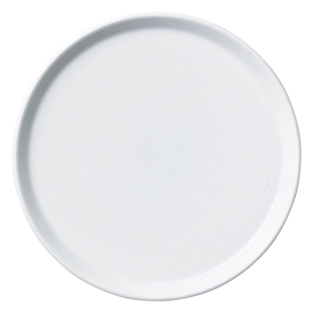 プラット ホワイト 17cm皿