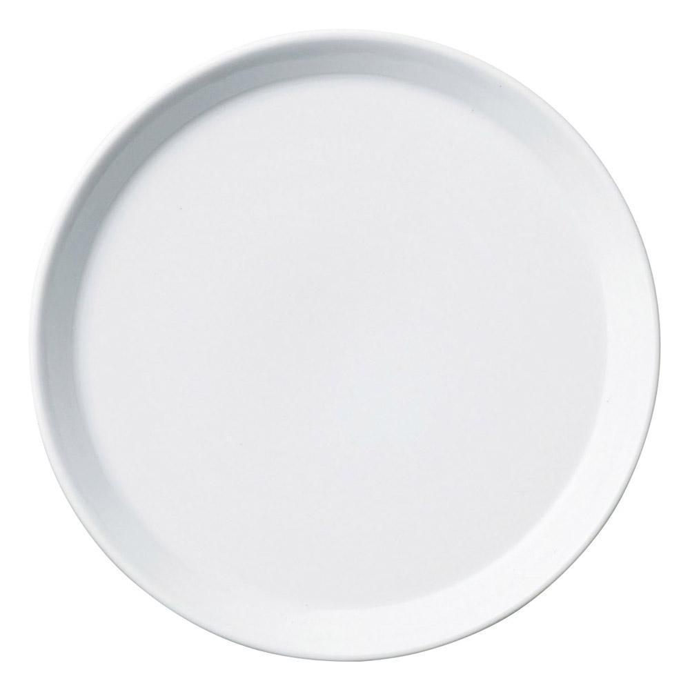 プラット ホワイト 16cm皿