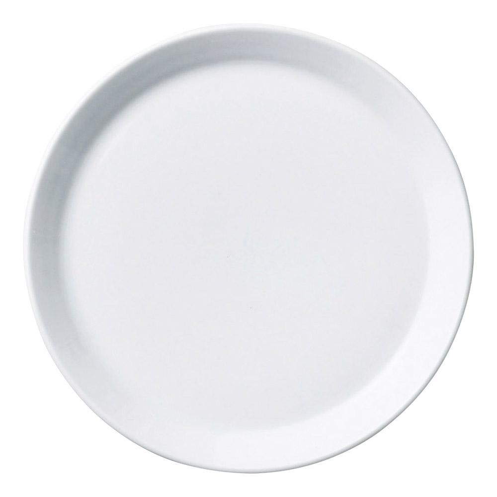 プラット ホワイト 14cm皿