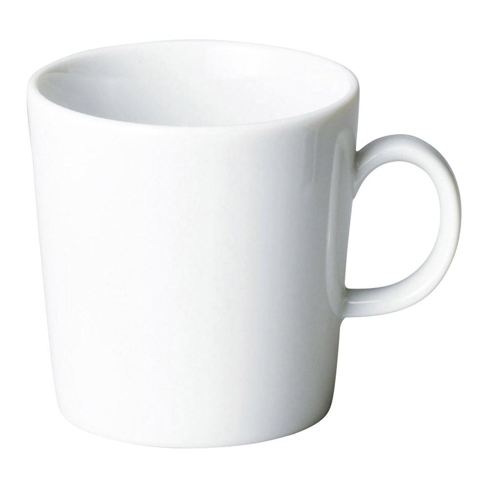 プラット ホワイト マグカップ