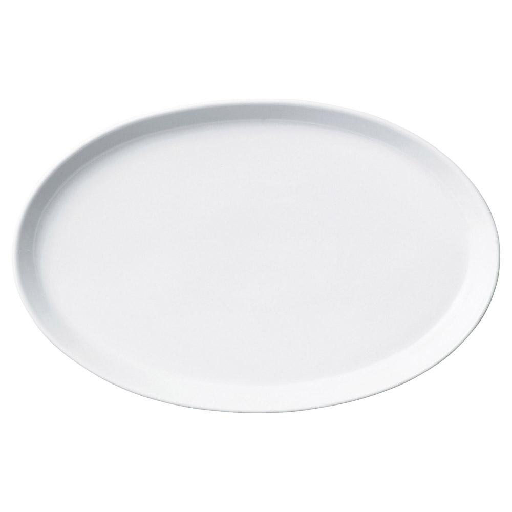 プラット ホワイト 30cmプラター 画像