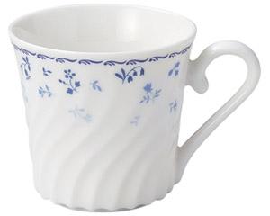 プリティブルー マグカップ(エクセラガーデンブルー)