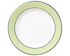 グリーンセラム 7吋パン皿