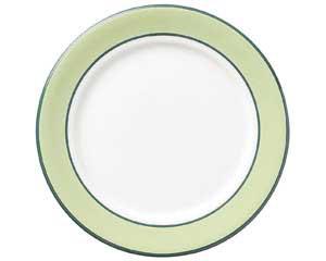 グリーンセラム 8吋ケーキ皿
