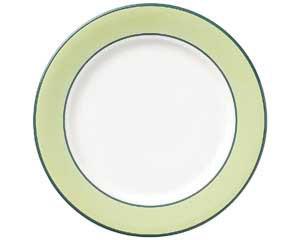 グリーンセラム 9吋ミート皿